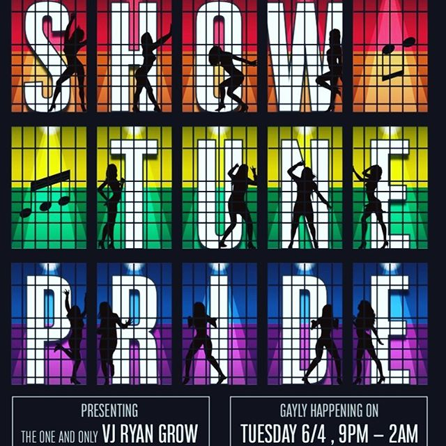 Tuesday 6/4! A very special edition of Show Tunes Tuesday celebrates #lgbtq Pride! 9pm-2am! Make a reservation for dinner to secure your spot for the show! #dbar #dbarboston #bostongays #lgbtq #lgbtq🌈 #loveislove #pride #bostonpride #iggers #gays #boston #thehub #thebull #improperbostonian #bostonmagazine #spiritmagazine