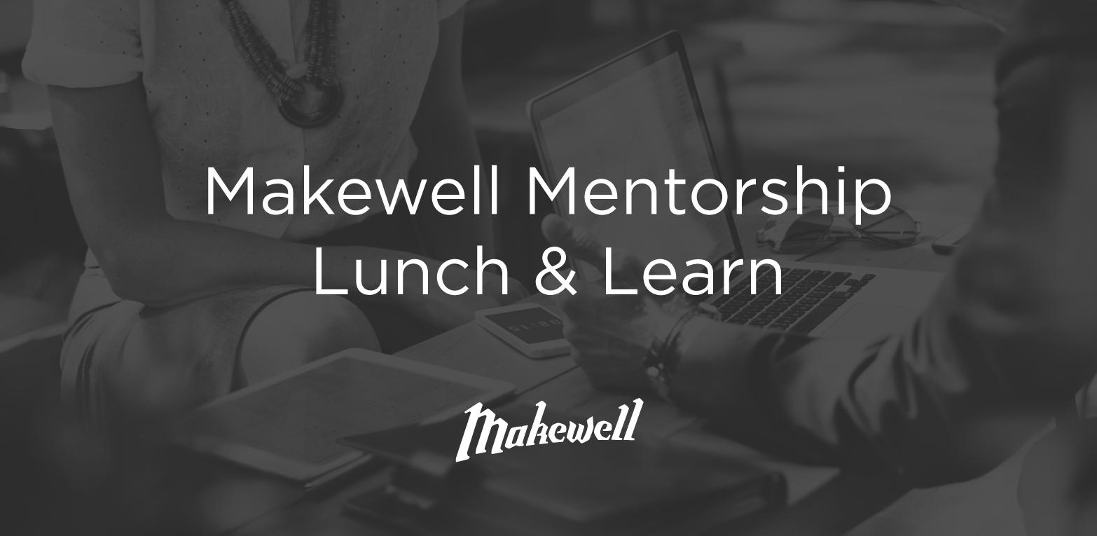 Mentor Lunch & Learn