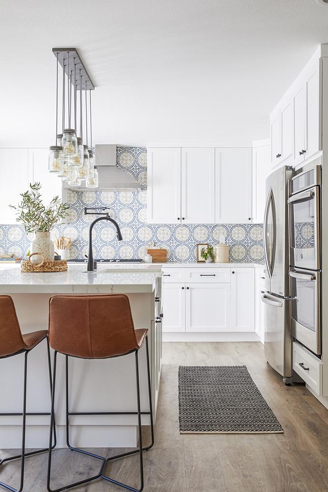 Modern Spanish Kitchen Photos — Sundling Studio