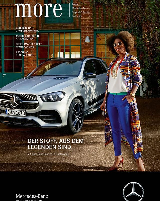 Out now my latest work for #mercedesbenz and #moremercedes  with supernice #mercedesgle . . . . . . . . . . . #car #carphotoshoot #carphotography #nanabenz #carlifestyle #model #suv #vintage #lightandshadows #silver #summer #sunshine #colourful #womanstyle #stylish #More Mercedes #gle