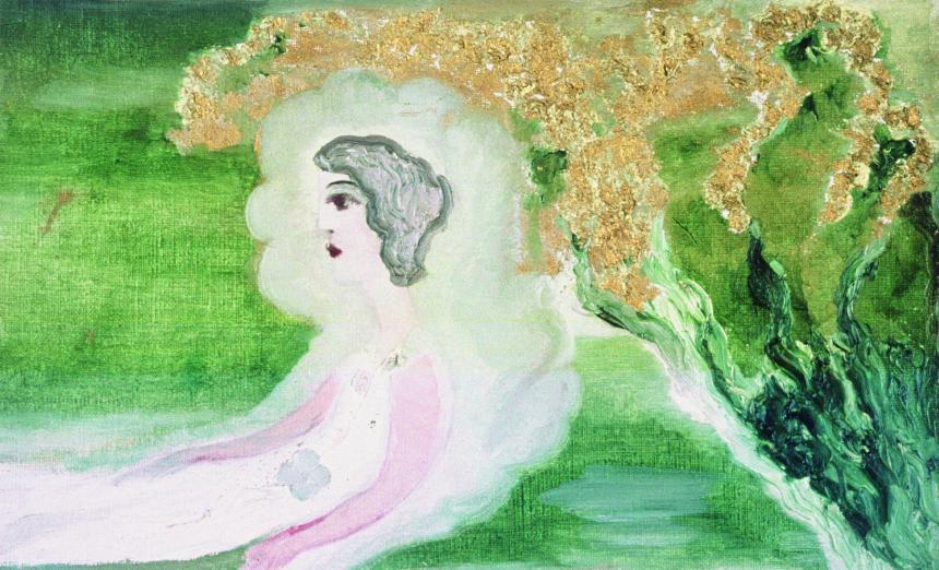Else Blankenhorn, Untitled, part of Prinzhorn collection of art from German psychiatric patients
