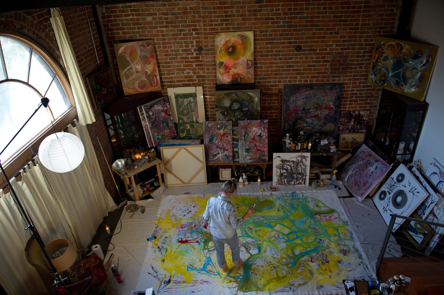 An Artistic Approach to Health: A Conversation with Diane Heron    By Fan Liu