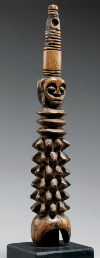 Whistle from Cameroon/Nigeria.
