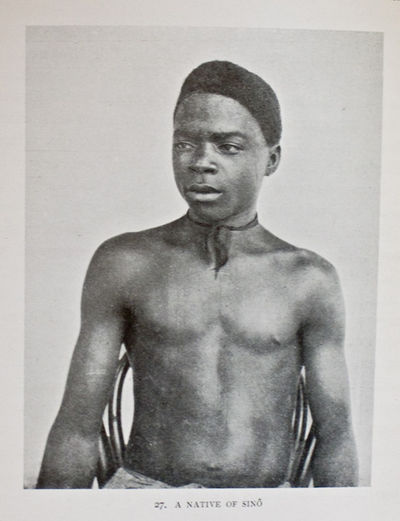 A young Liberian.