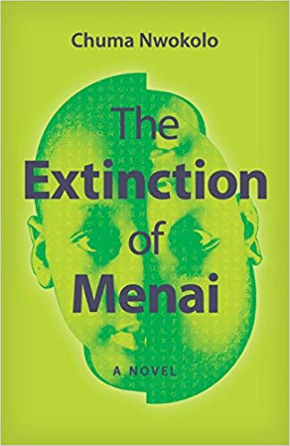 "A novel from 2018:  ""A pharmaceutical company administers an unethical drug trial to residents of the Niger Delta village of Kreektown. When children die as a result of the trial, the dominoes of language extinction and cultural collapse begin to topple. Decades later the end looms for the Menai people."""