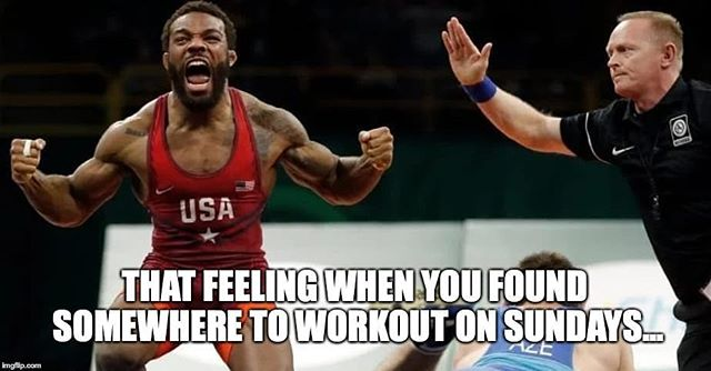 The Knights Wrestling Academy invites all wrestlers (and coaches) to train at our facility on Sundays for FREE! Be sure to bring your workout gear, wrestling shoes, and a water bottle.  Sundays @ 6:00-8:00 PM *USA Wrestling card required.  6600 Little Falls Rd, Arlington, VA 22213 *Entrance #8 via N. Underwood Street  #KnightsWrestlingAcademy #KWA #KnightsWrestling #GoKnights #GetKnighted #ArlingtonWrestling #VAwrestling #VirginiaWrestling #wrestle #wrestling #SummerWrestling #VAWA