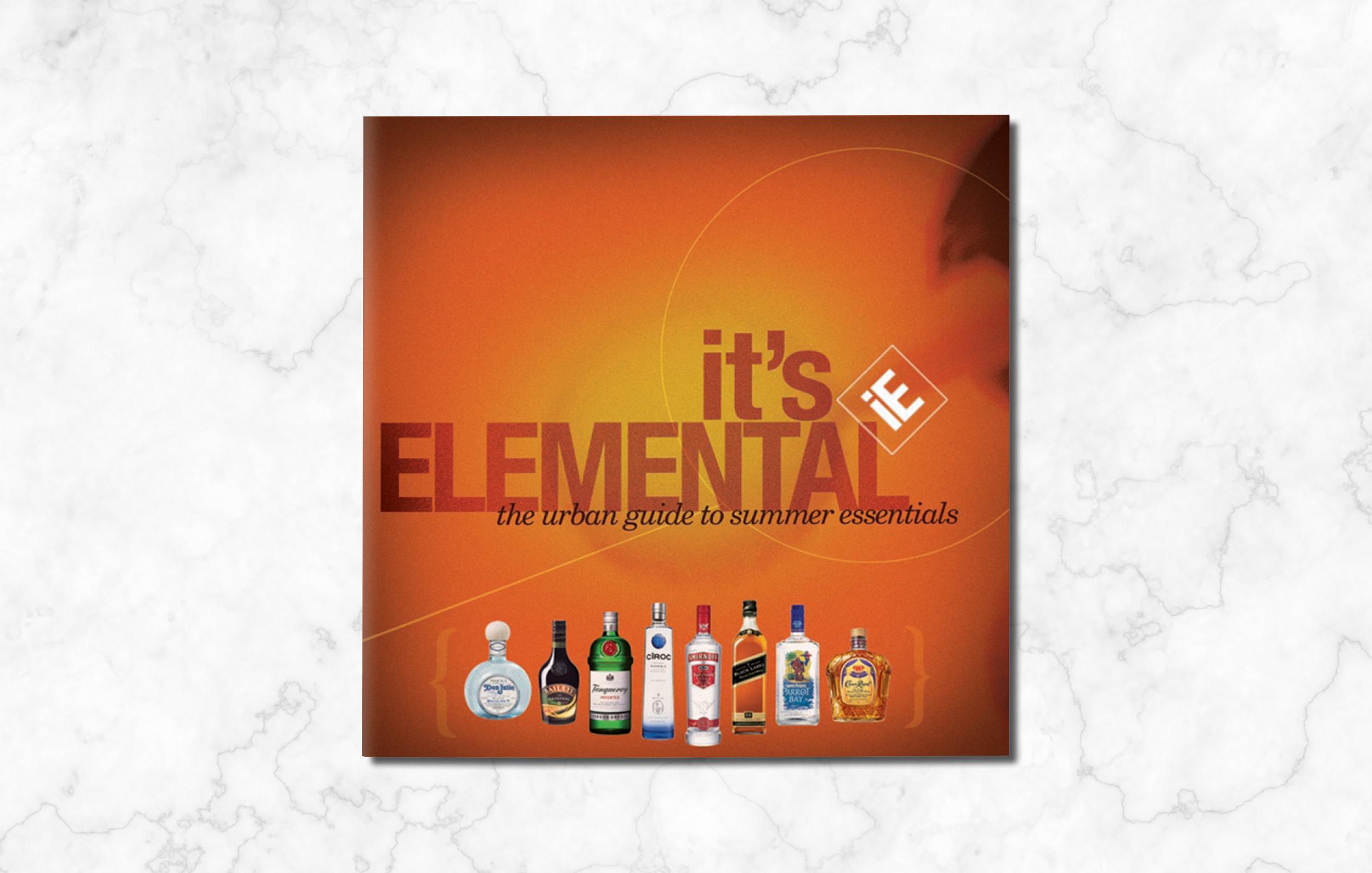 Diageo Mini Brand Book Cover