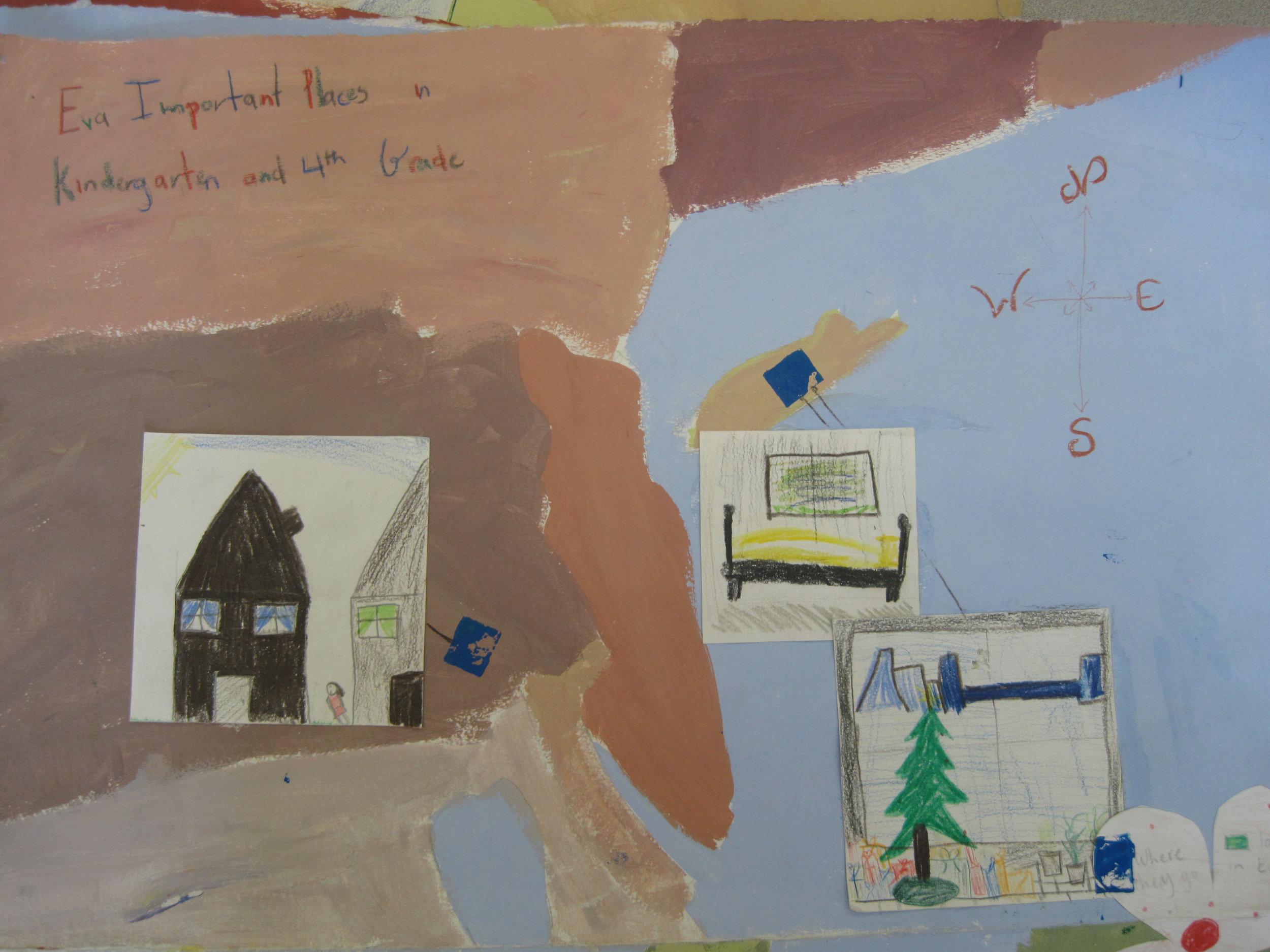 Architecture Work / 2nd Grade