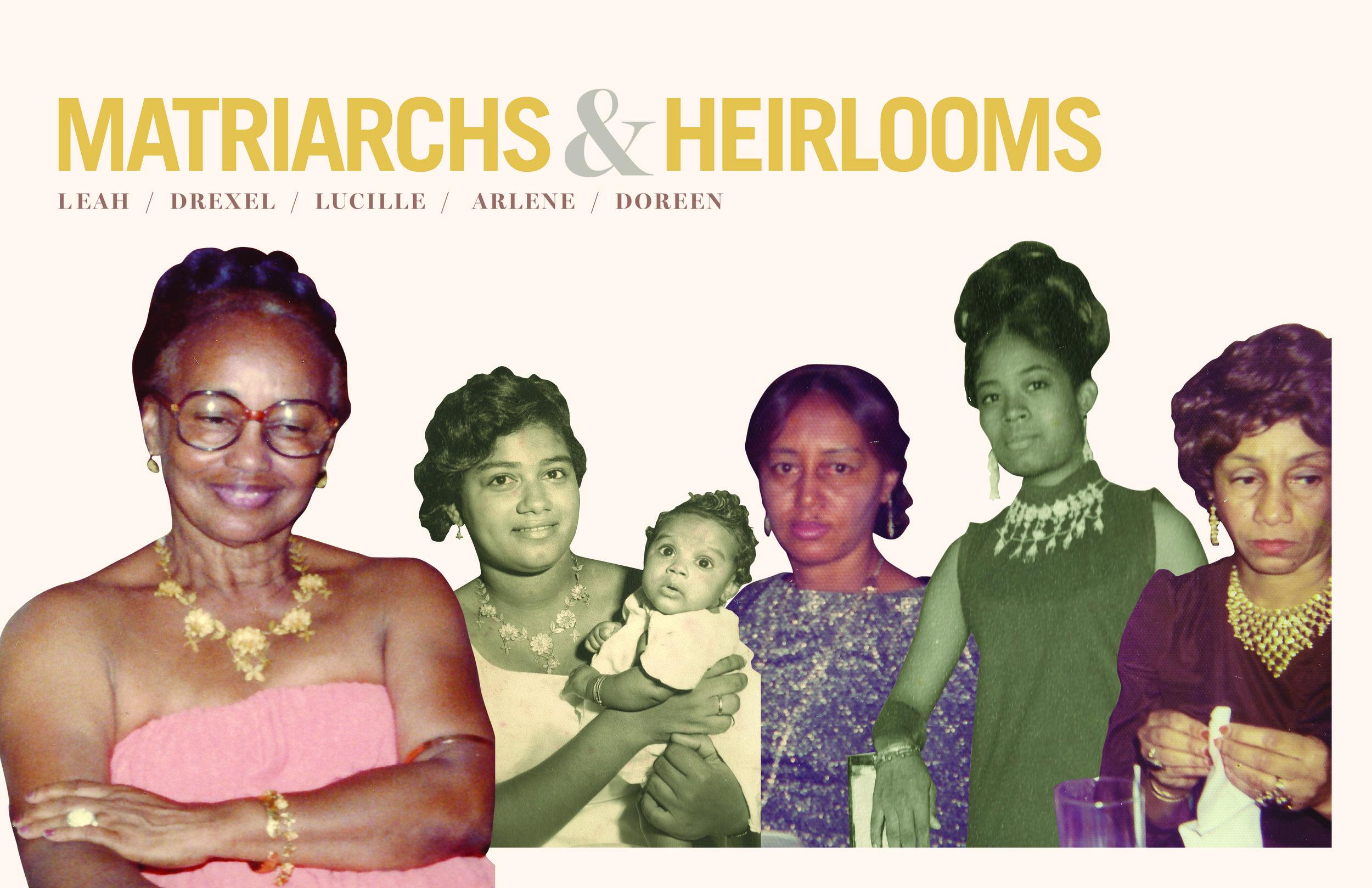 Matriarchs & Heirlooms
