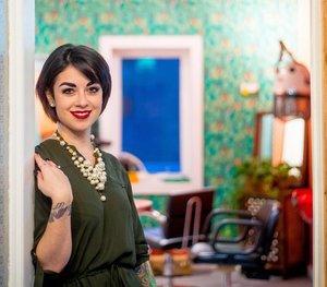 Justine  Hair Stylist, Hare & Bristle Salon