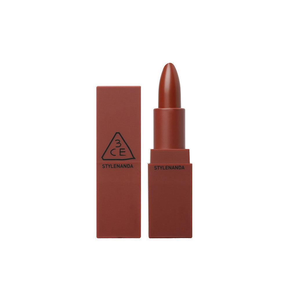 3ce matte lip color red lipstick cream makeup