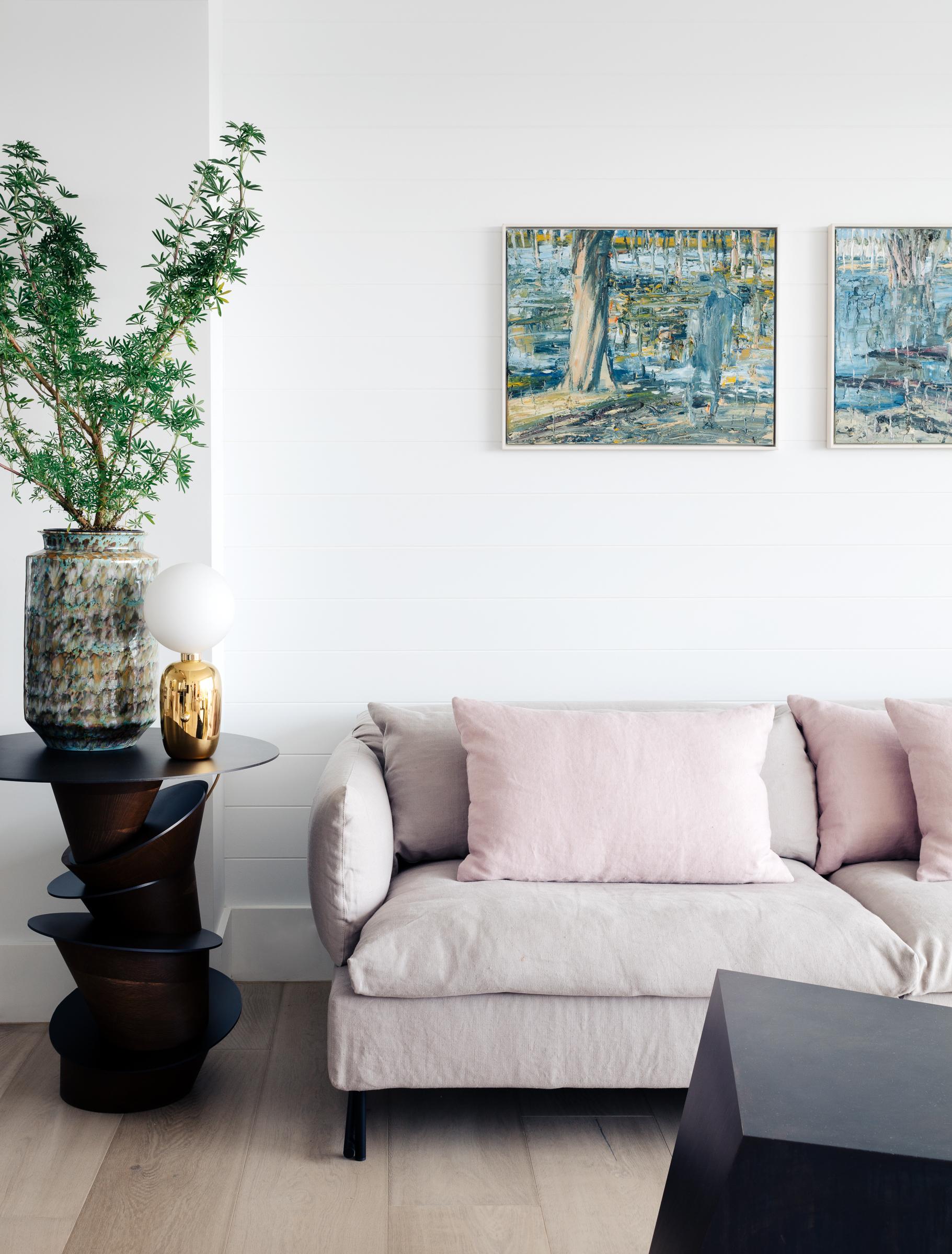 Palm Beach Living Room