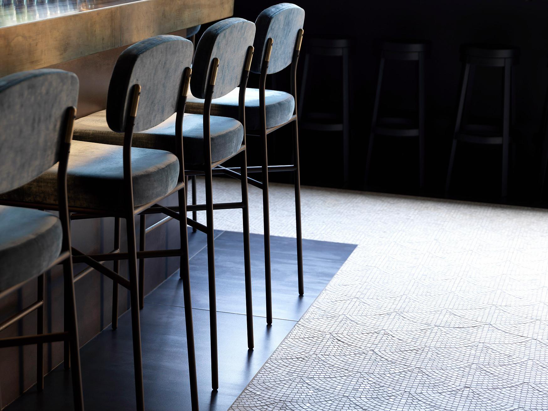 Mistelle Wine Bar Seating
