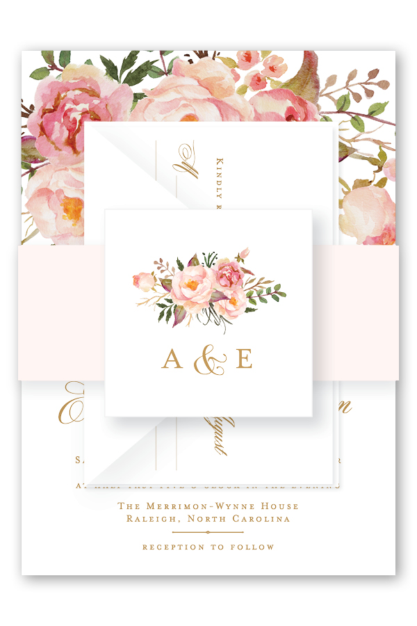 Blush and Gold Wedding Invitation Suite.jpg