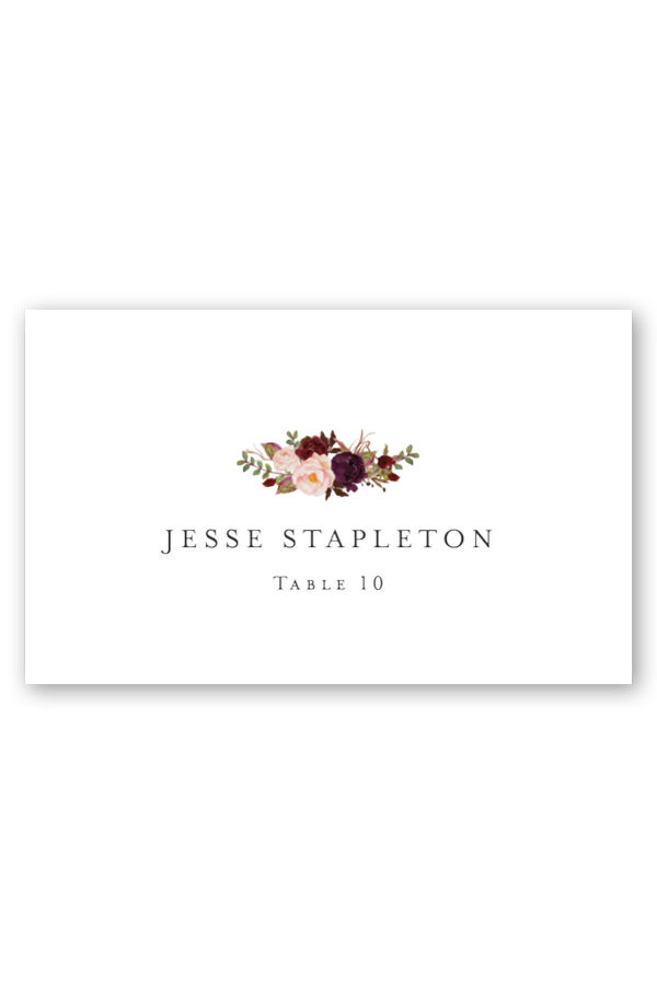 Burgundy Floral Place Cards.jpg
