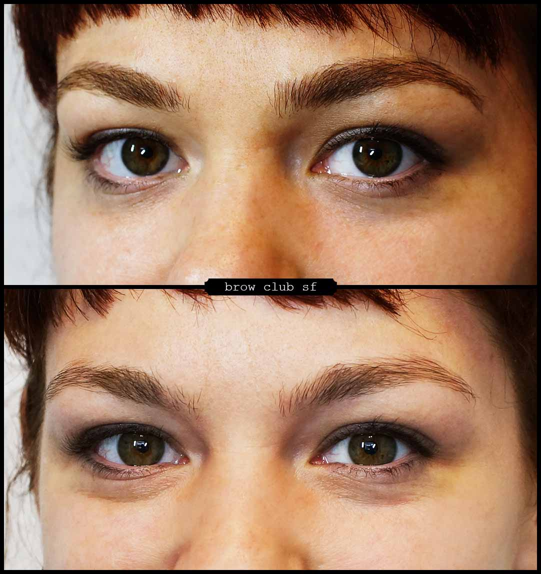 Brow Club Results