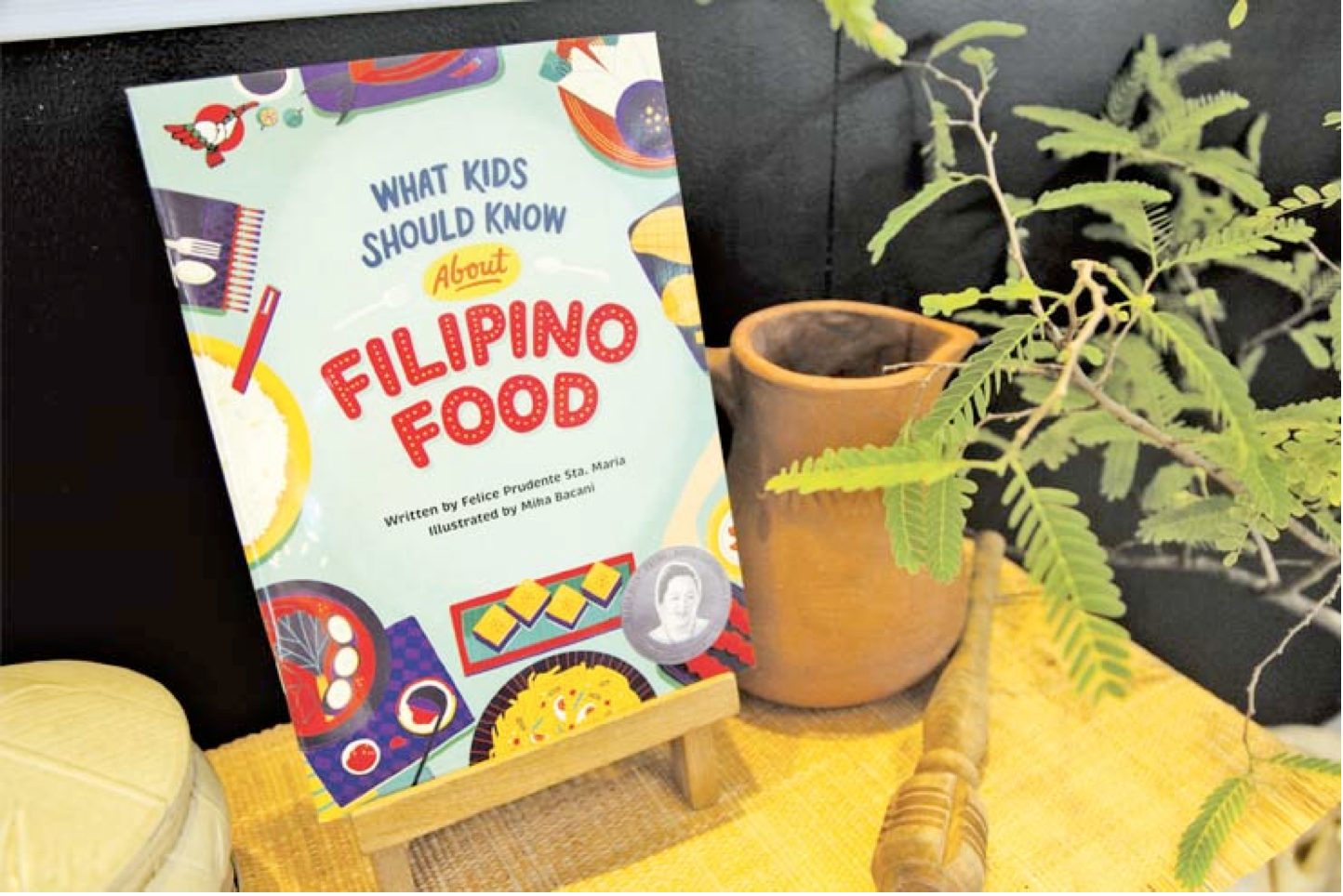 Book of What Kids Should Know About Filipino Food