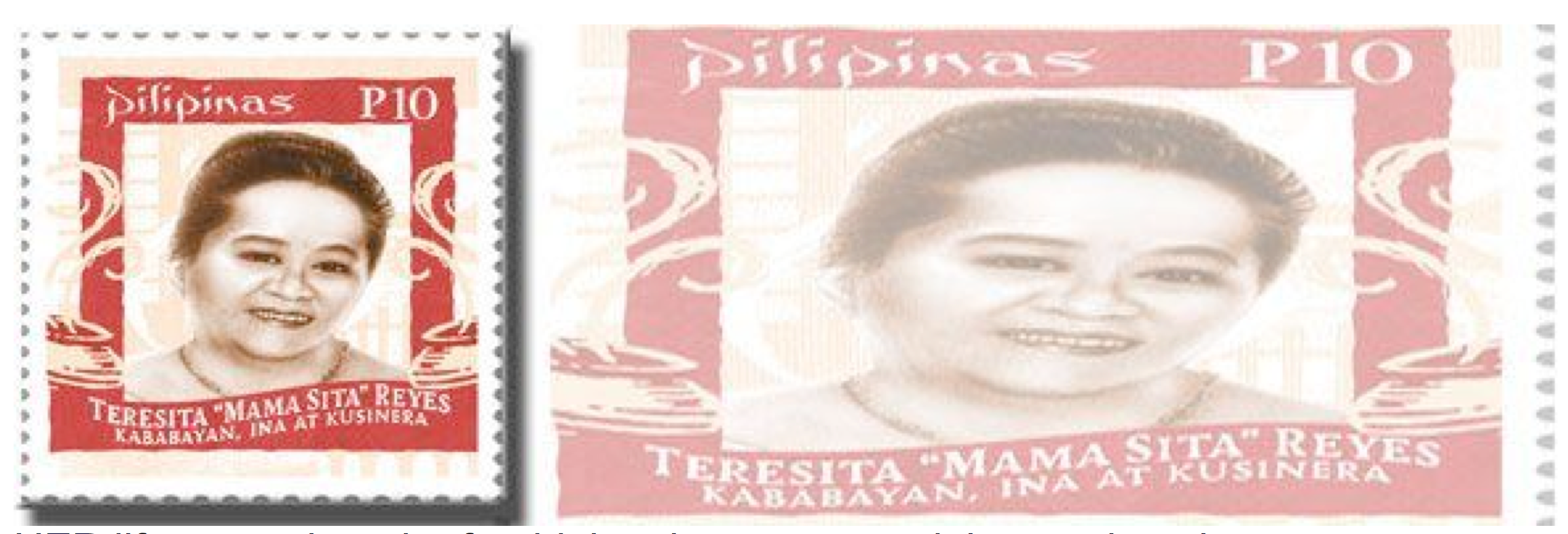 Her life story, though oft-told, has been repeated time and again as a means to encourage the ordinary Filipino to rise above their circumstance and achieve the same significance and distinction that this woman has accomplished.