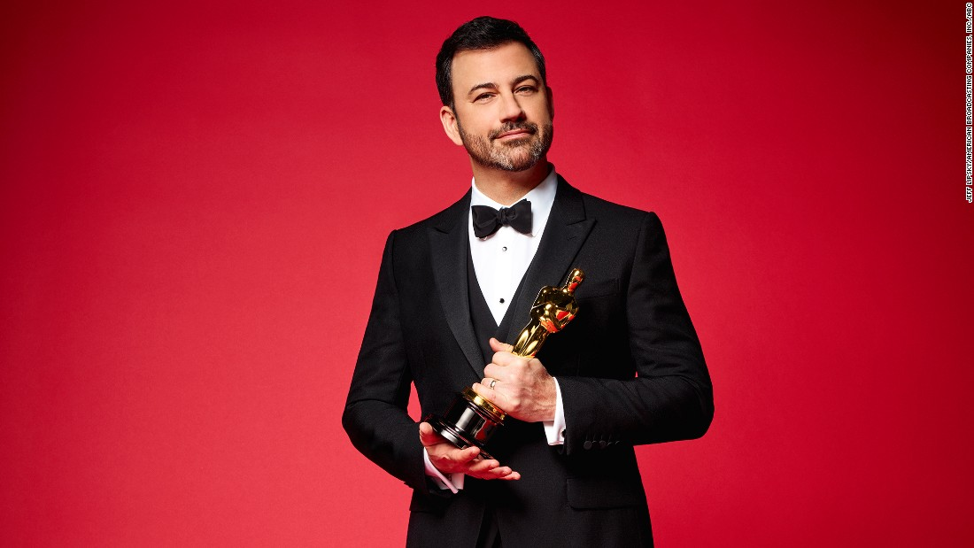 Jimmy Kimmel hosted the 89th Academy Awards.