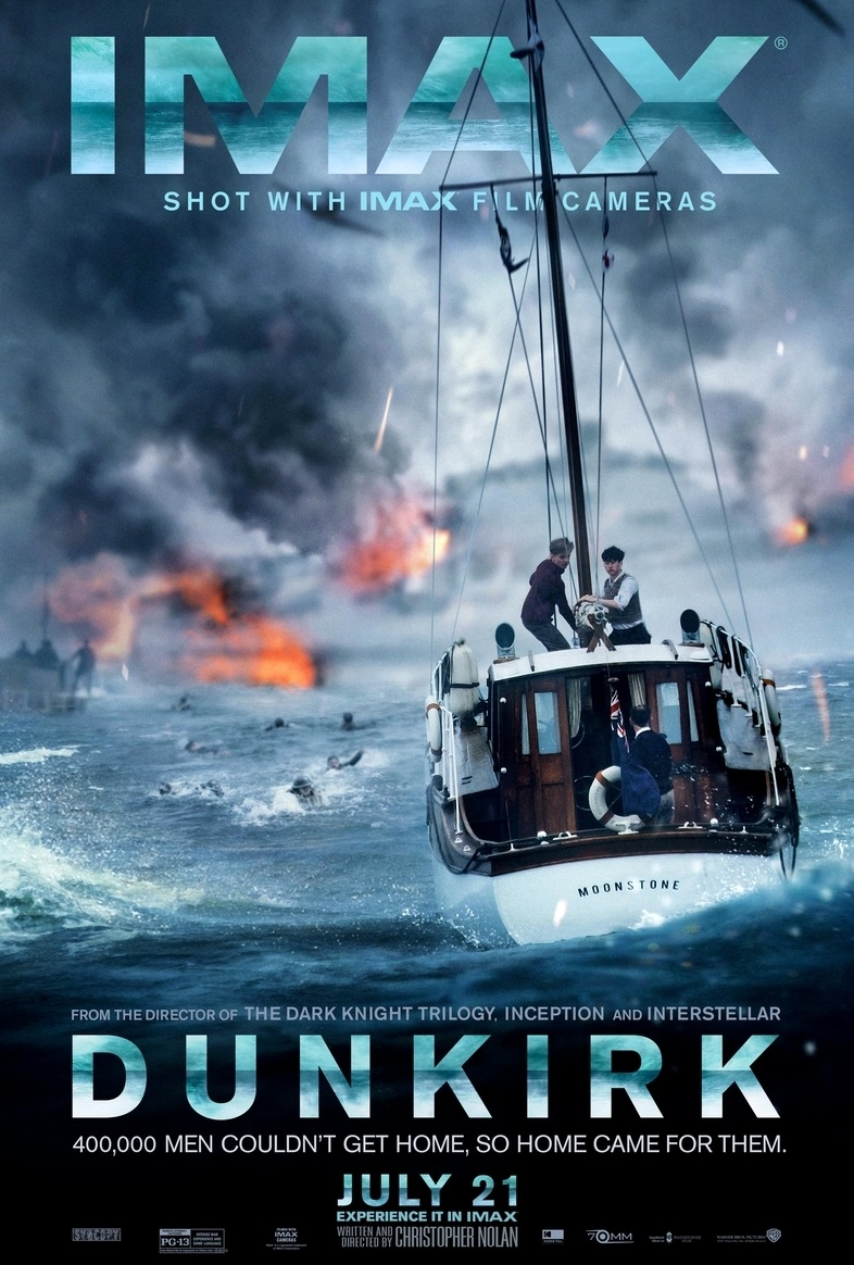 Purchase tickets to Dunkirk here!