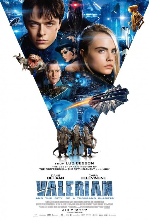 Purchase tickets to Valerian here!