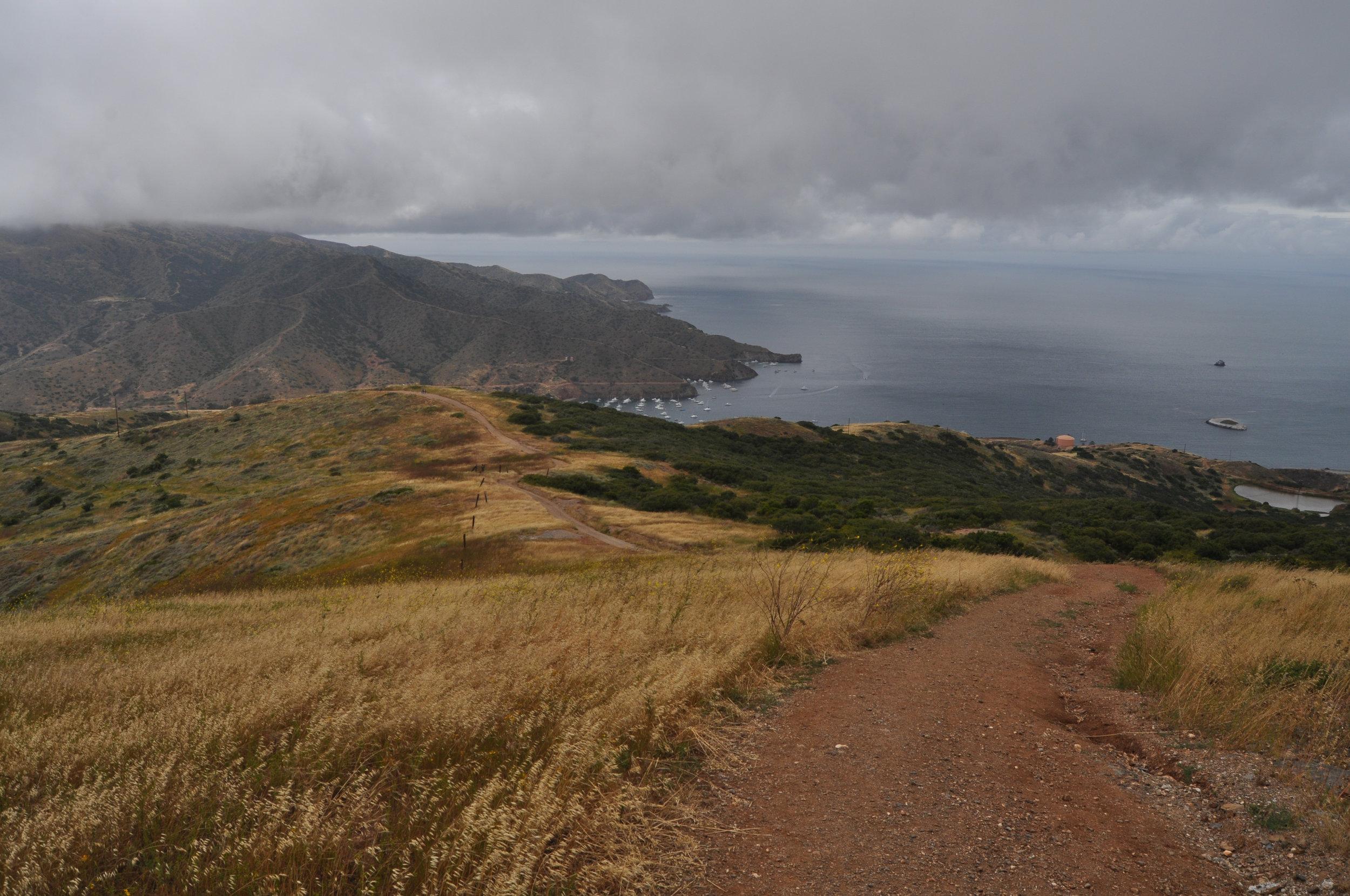 Overlooking Two Harbors