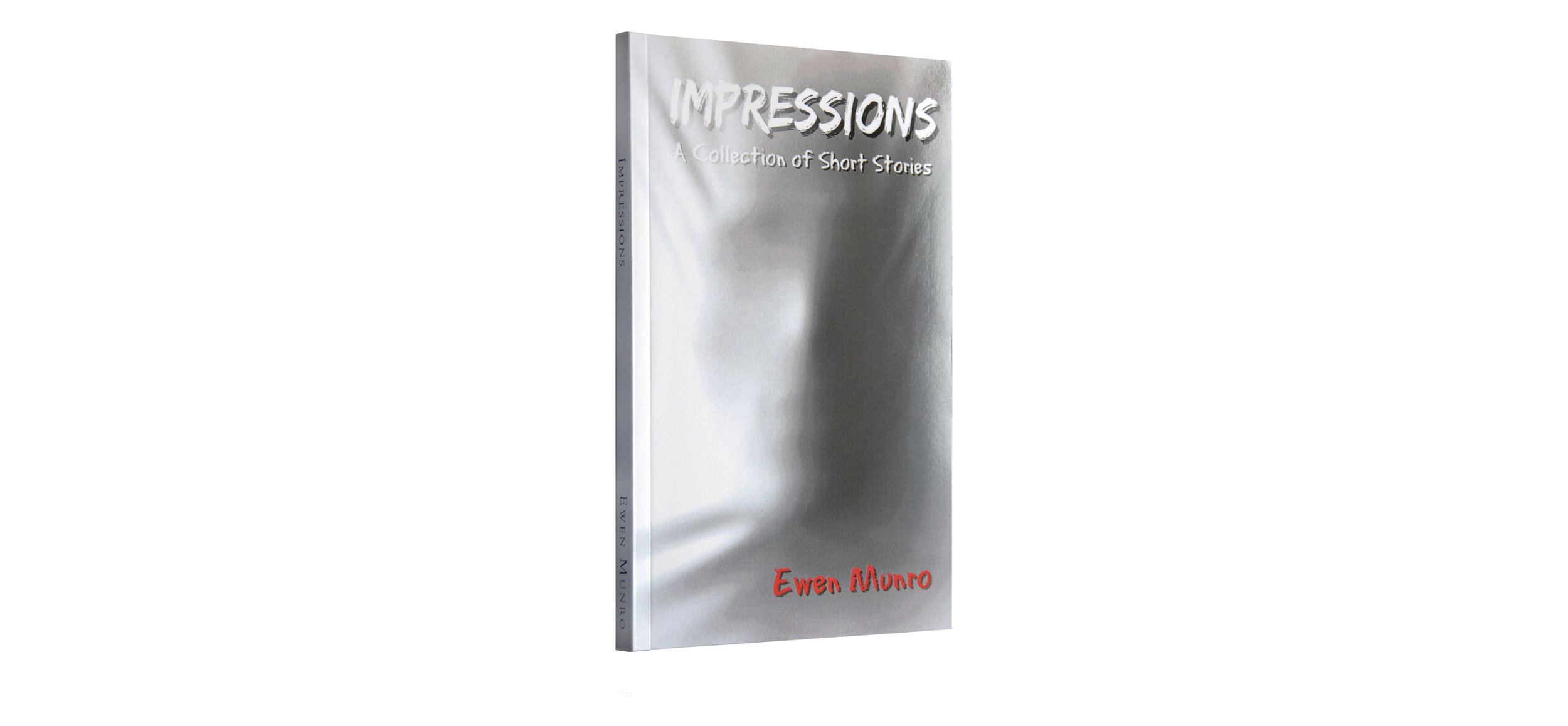 Impressions: A Collection of Short Stories Cover