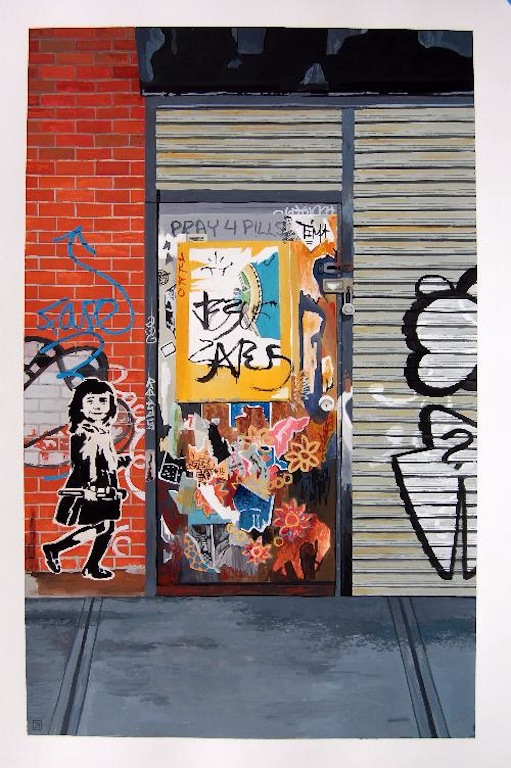 Brooklyn Door III