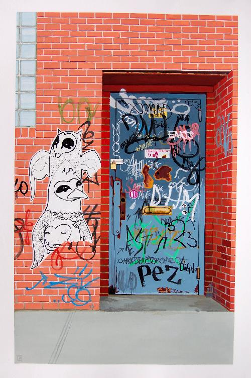 Brooklyn Door V