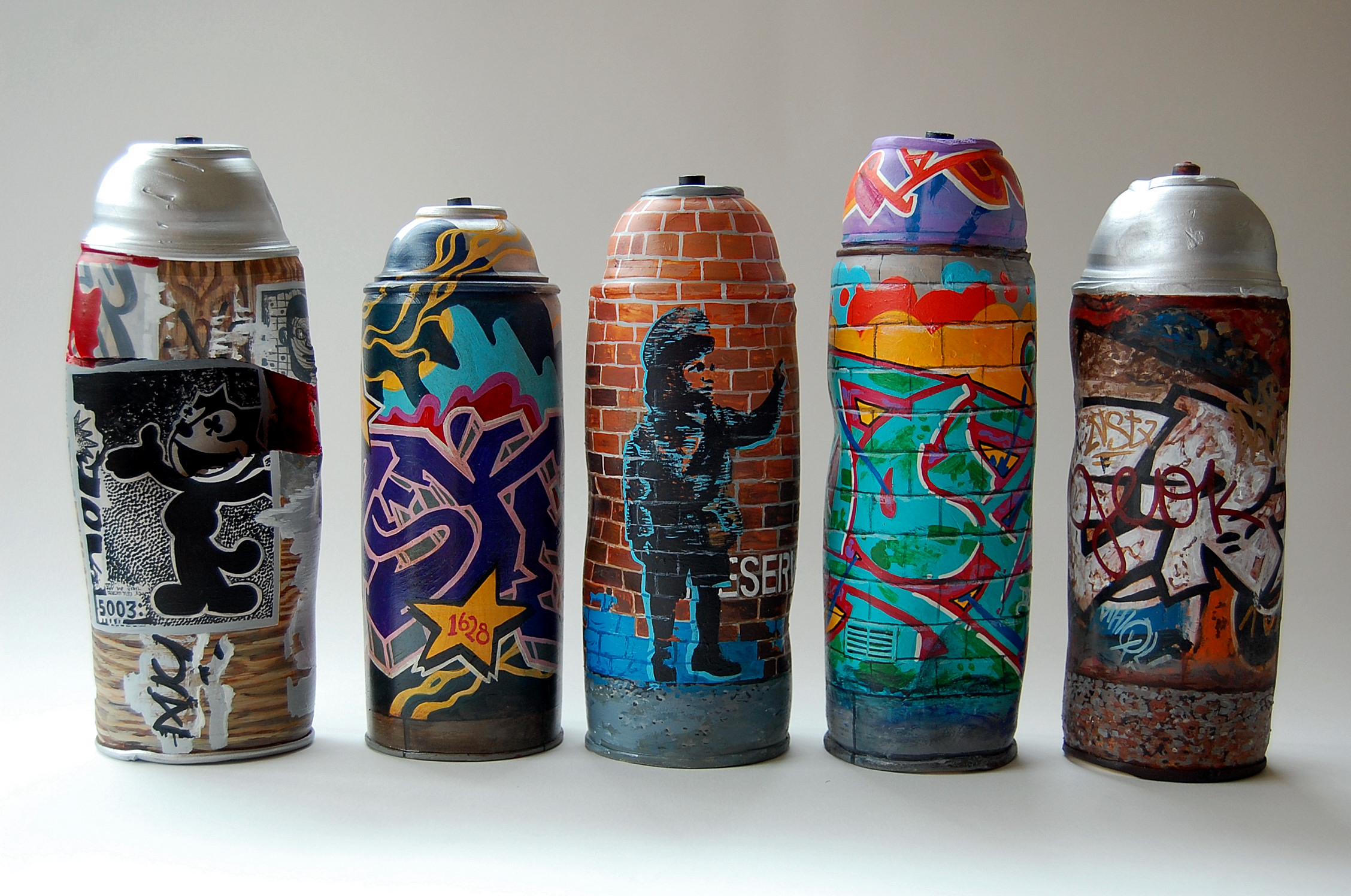 Various Cans