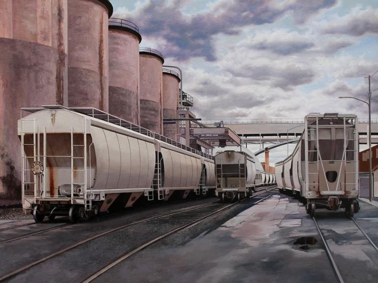 PDX Trains