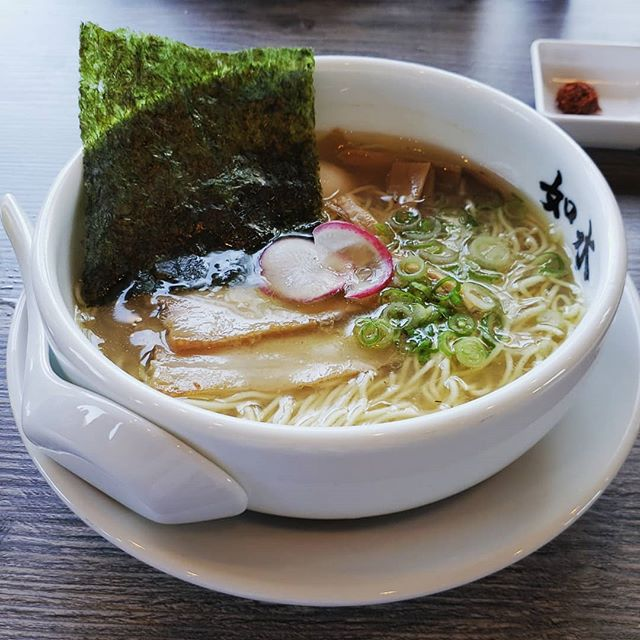 New ramen in Torrance - Ramen Josui!  Josui ramen is their signature dish - the soup is light enough to eat until the last drop; the noodles are unique; the chashu pork is good; most importantly the egg is soft boiled.  Alexi.xyz verdict: check it out!  #Food #FoodInLA  #Ramen #RamenJosui #AlexiXyz #AlexiXyzFood