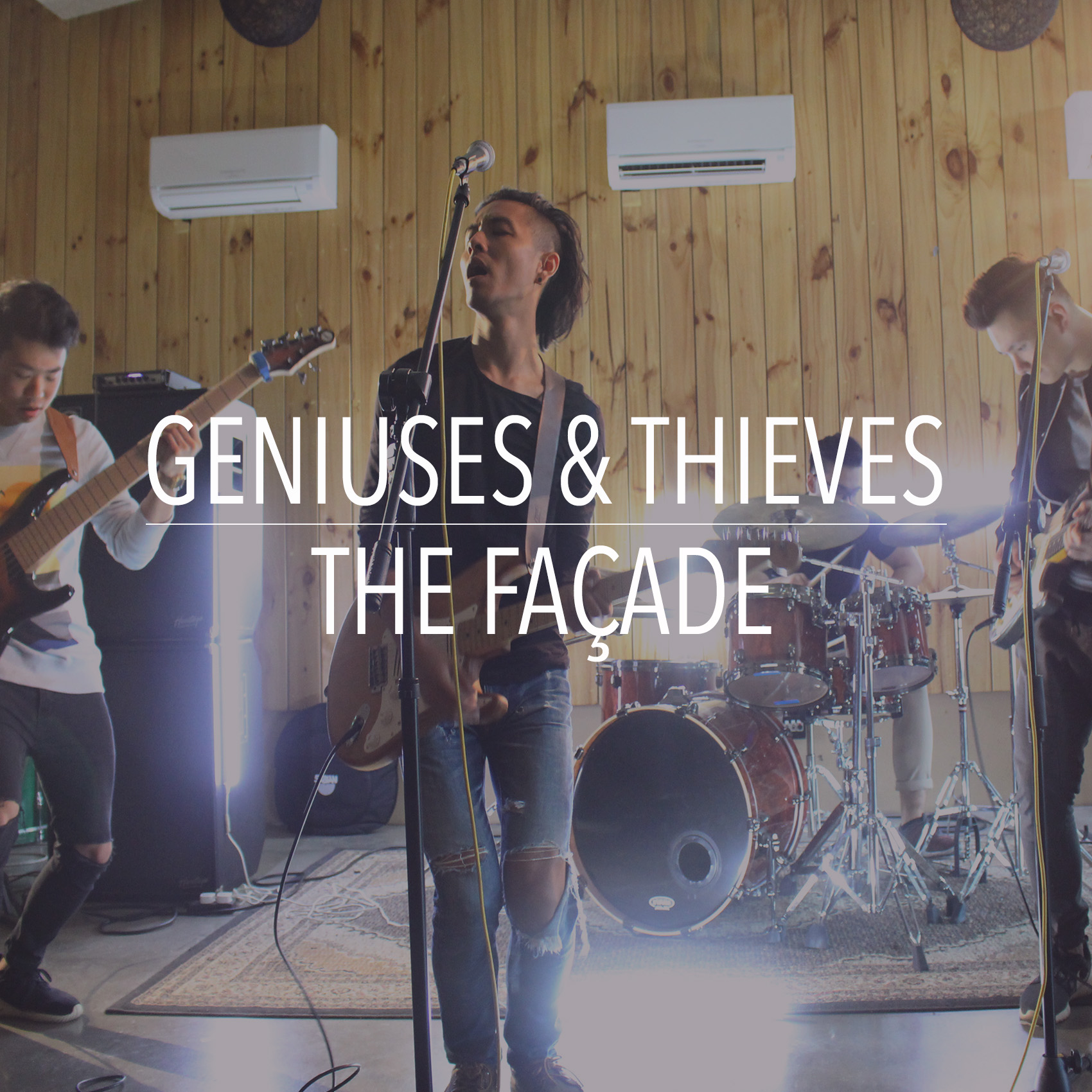 Geniuses & Thieves (cover) - Single (2016)