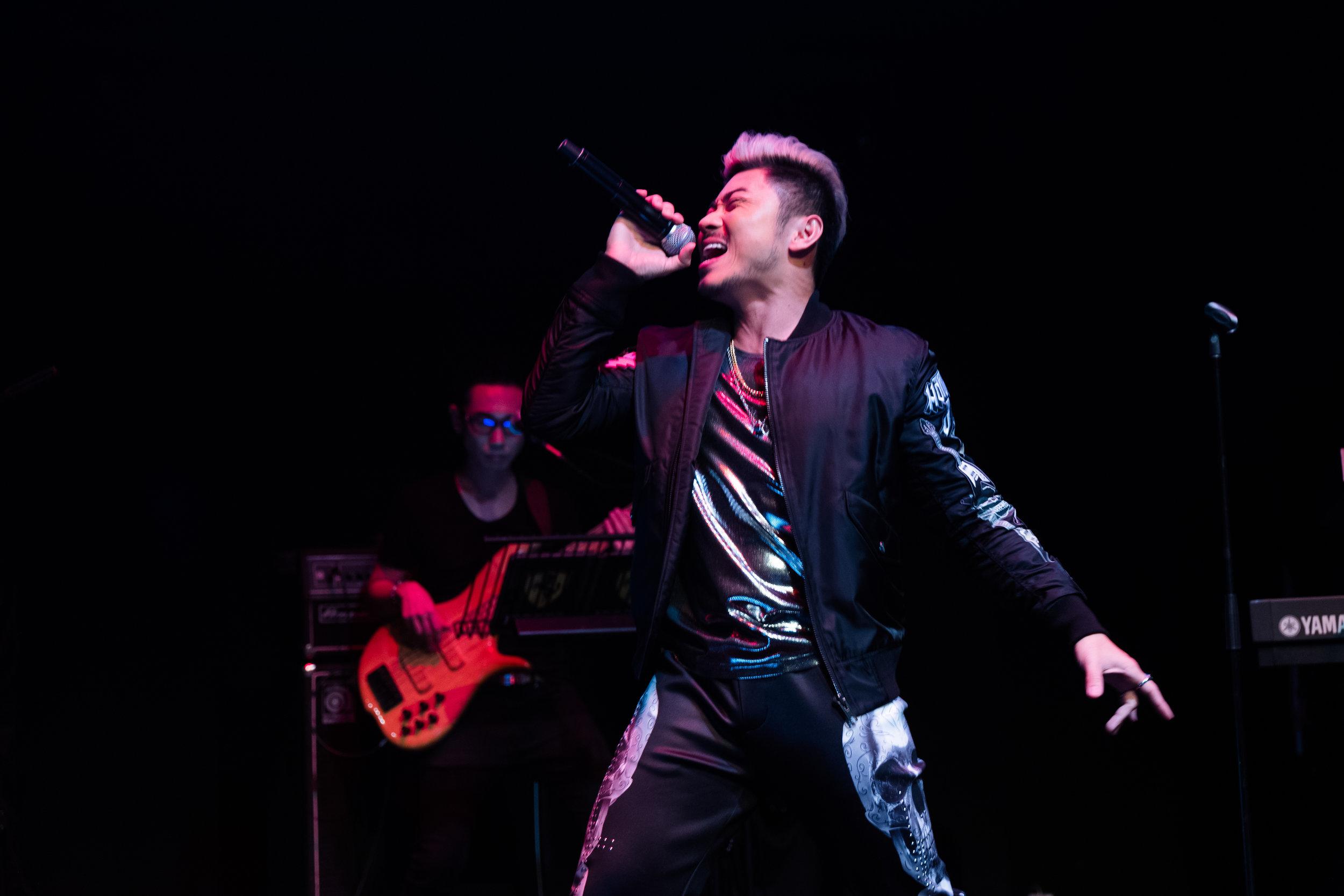 Photo by: Cross Ratio Entertainment / Trigram Media