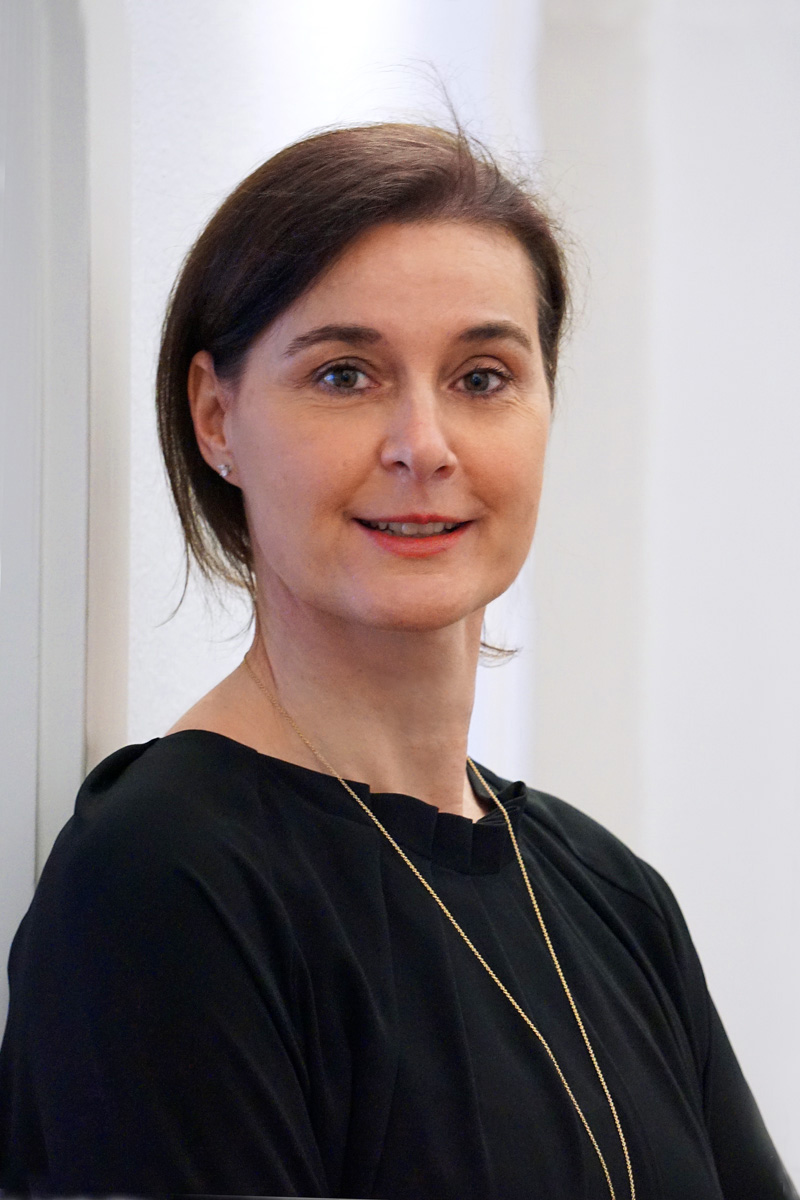 Marie-Claire SteffenCOO and Founder -