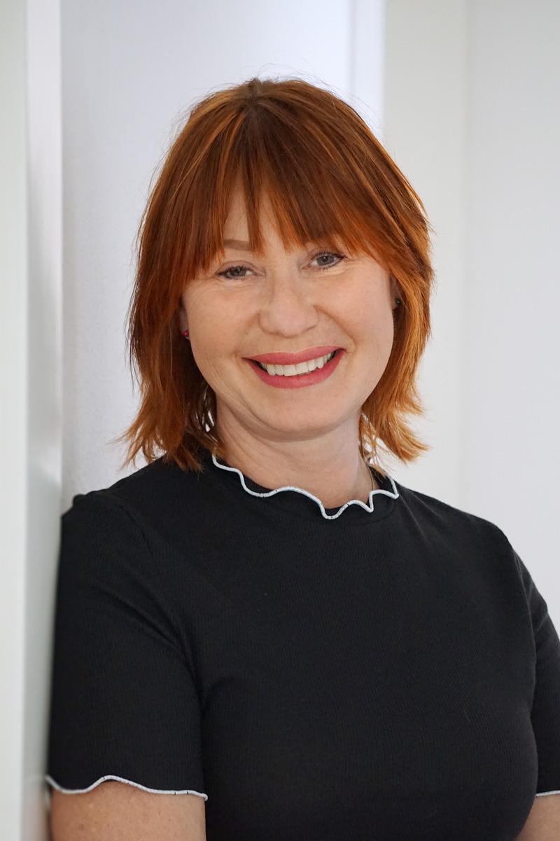 Martina FlischManaging Director -