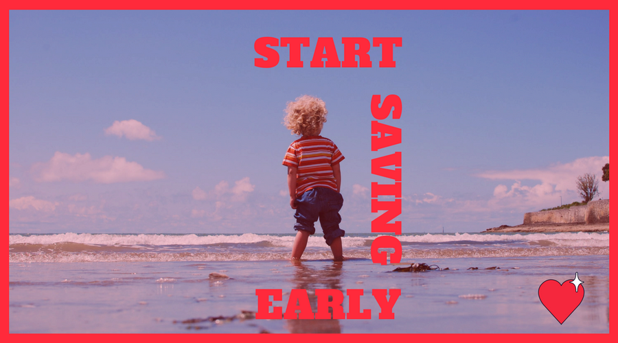 How to Start Saving Smartly for Children?