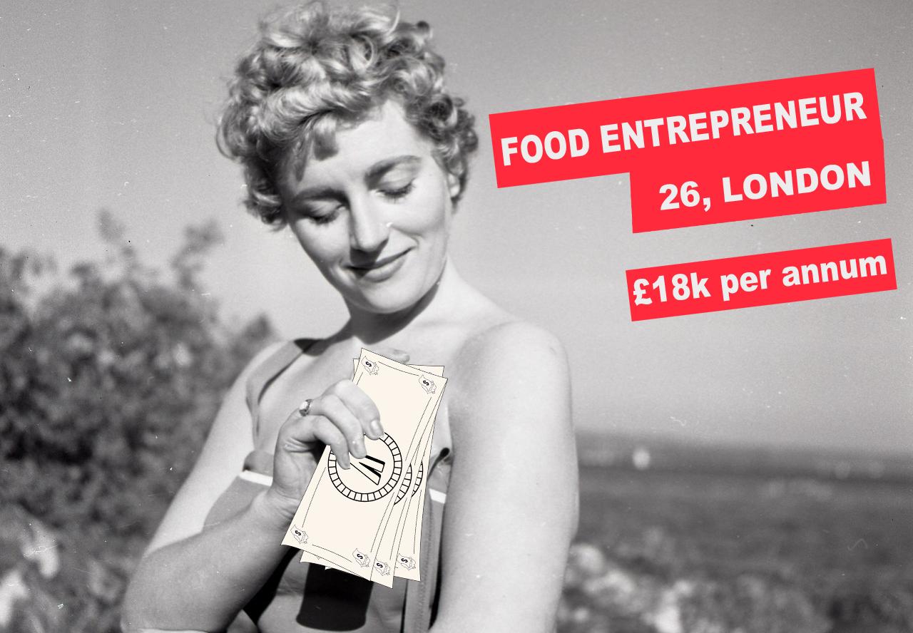 Money Stories Food Entrepreneur