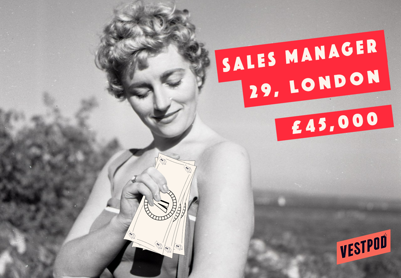 Salary Sales Manager