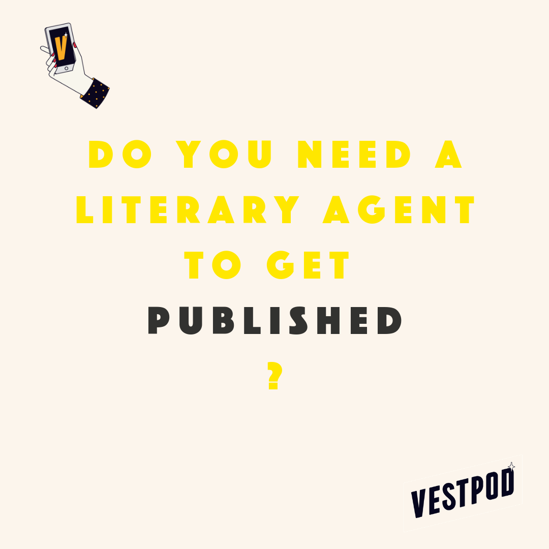 How did I write a book and get it published? — Vestpod - Women & Money