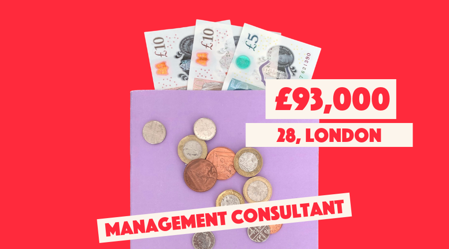 £93,000 London Management Consultant