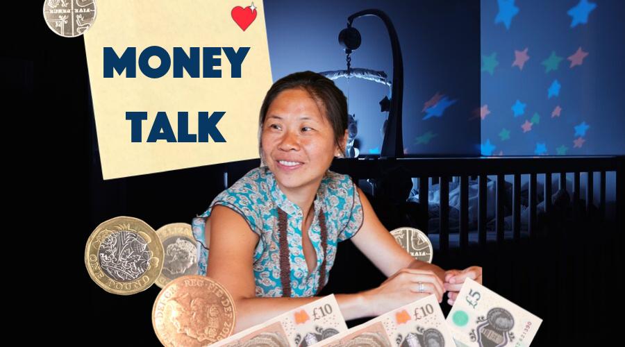 Money Talk Vestpod Lina Chan Adia