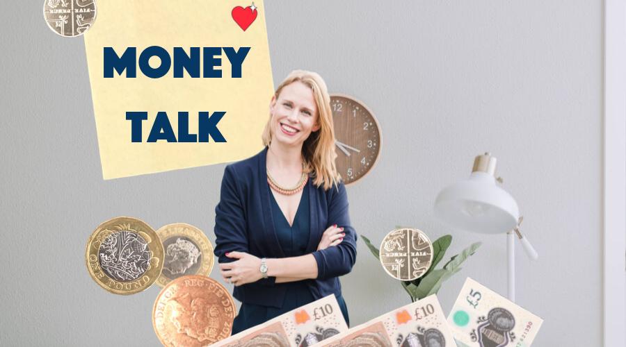 Money Talk Vestpod Kim Sprague