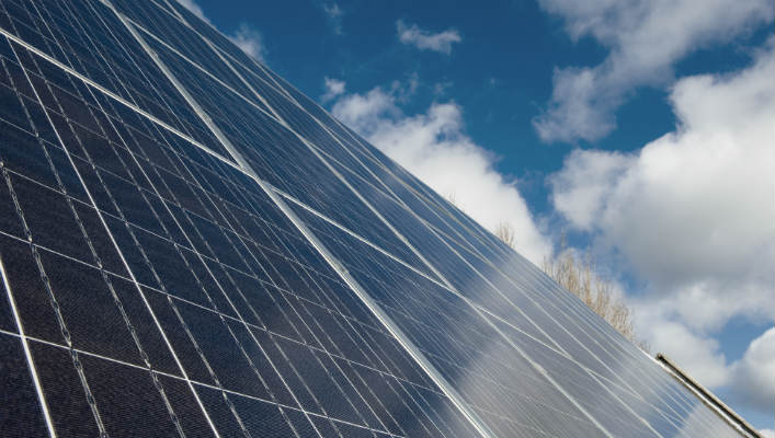 Working on the UK's first impact investment fund with a focus on energy