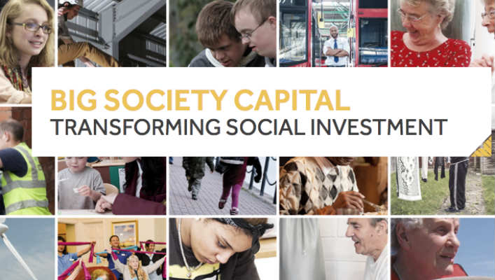 Working on the development of the Big Society Capital Outcomes Matrix