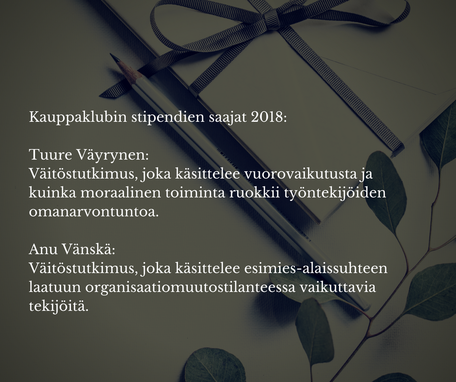 Kauppaklubin stipendit 2018.png