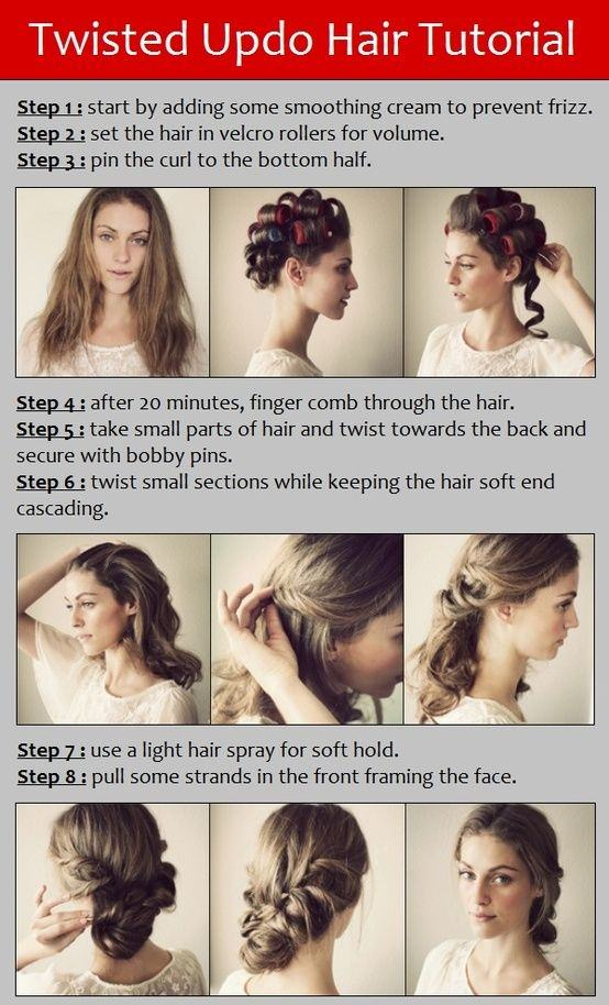 Guest Post 8 Five Minute Hairstyles For Busy Mornings