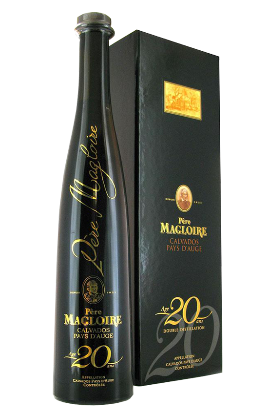 Pere magloire 20 year old calvados.png