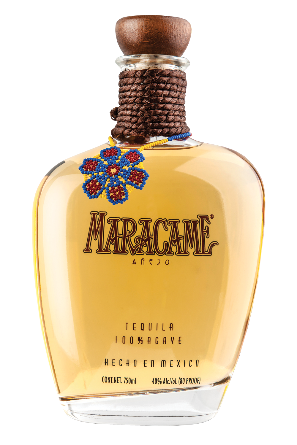 Maracame anejo tequila.png