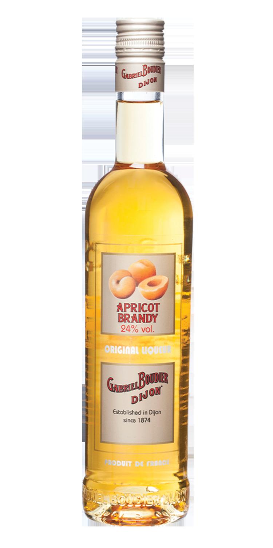 APRICOT BRANDY - 50cl 24% Abv